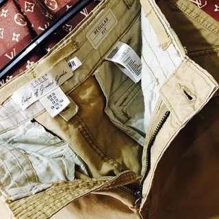 REPRICED: H&M Cargo Pants
