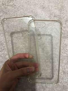 iPhone 8 2x clear case