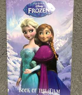 Disney Frozen: Book of the Film