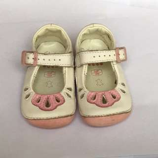 Clarks First Shoes for Baby Girl
