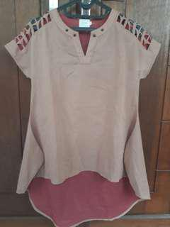 Blouse Pink Gaudi (my favorite)