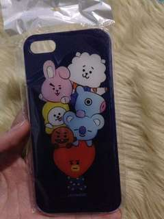 BTS/BT21 Iphone 5/5S/SE Case