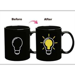 Bulb Up Changing Cup