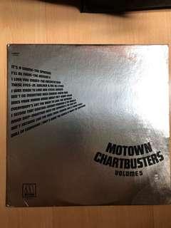 Motown chartbusters lp
