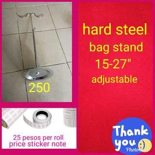 Bag stand