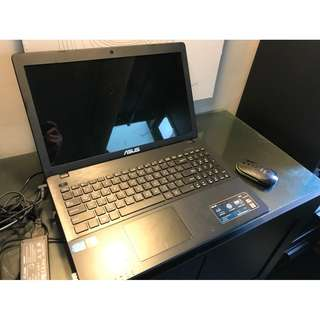 ASUS X552V I5 3230M 4GB 500GB GT710M 雙顯卡 15.6吋
