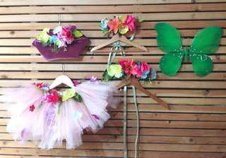 Fairy tutu set 🌸🦋
