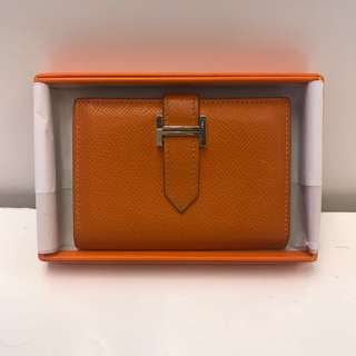 Hermes Name Card Holder