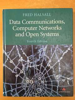 Data Communication, Computer Network and Open Systems