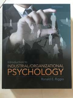 Introduction to industrial/ organizational psychology