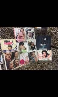 Fiona 薛凱琪 F Best 新曲+精選 (CD+DVD) 連其他專輯 共10 隻 沒有親筆簽名