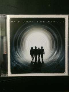 Cd 84 Bon Jovi The Circle