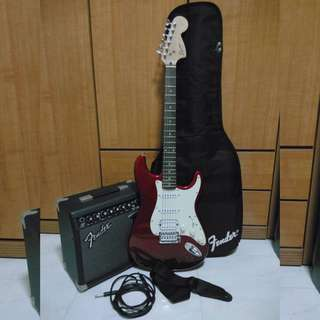 Offer Your Price: Fender Squier Strat Affinity
