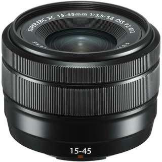 Fujifilm XC15-45mm F3.5-5.6 OIS PZ Lens