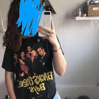 Vintage Backstreet Boys Band Shirt