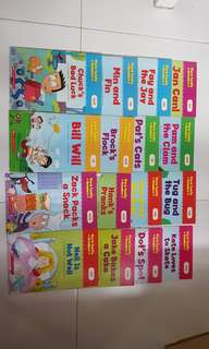 Scholastic Family Readers