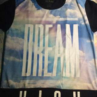 Clouds tshirt design from culture