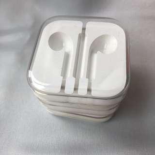 9成新 Apple原裝耳機盒 iPhone 5/6/7/8 一共3個