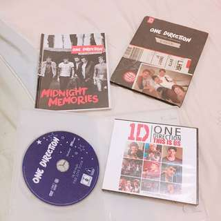 One Direction Merch [BUNDLE]