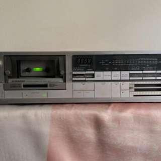 Pioneer Cassette Deck CT-90R