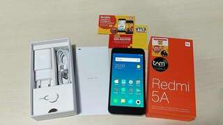 Xiaomi Redmi 5A Credit Promo Loh!!