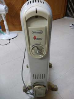 Delonghi Heater 暖爐 1500W