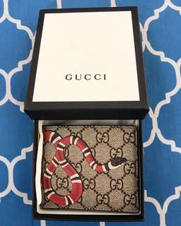 Gucci wallet pria