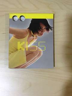 梁詠琪KISS CD+VCD