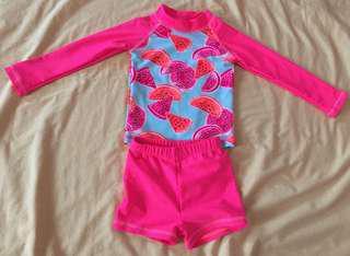 Baby clothes Rash Guard 6 months