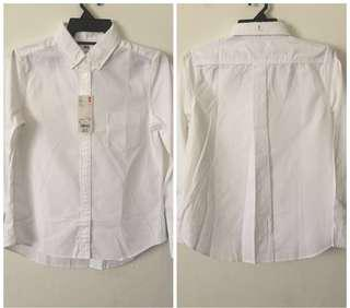 UNIQLO Long Sleeve Cotton Shirt