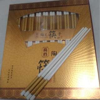 Ceramics chopsticks