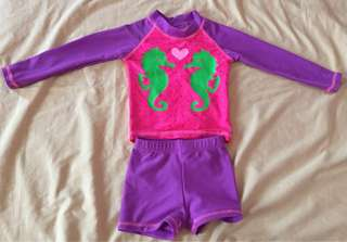 Baby clothes Rash Guard 6 months
