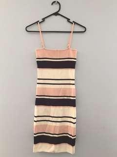 BNWT Body Con Dress M/L