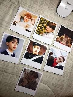 BTOB Polaroids