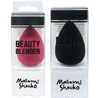 Masami Shouko Ori Beauty Blender/sponge NEW