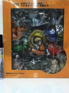 Naruto and tailed beasts! Set