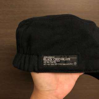 Black Chocolate cap 帽