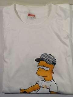Supreme Bart Shirt