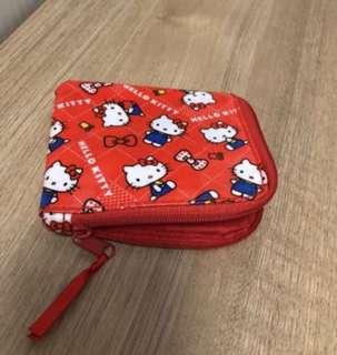 Hello kitty coin and card holders