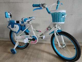 As-good-as-new 18inch Kids Bicycle