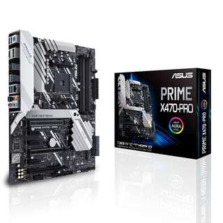 ASUS PRIME X470-PRO ATX Motherboard