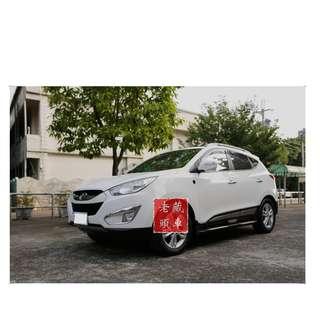 【老頭藏車 】2013 Hyundai IX35『0元就把車貸回家 』『全貸,超貸,免保人』中古 二手 汽車
