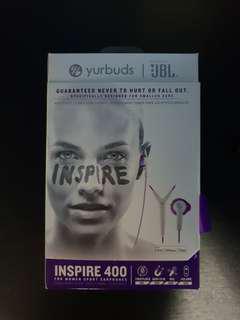 JBL Earphones Inspire 400