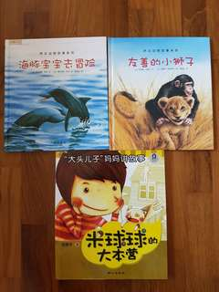 Chinese Story Books ($1 each)