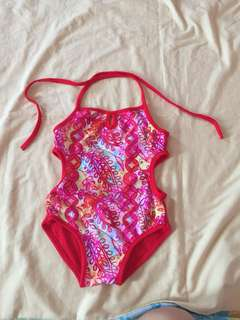 One piece swim suit for 9-12months