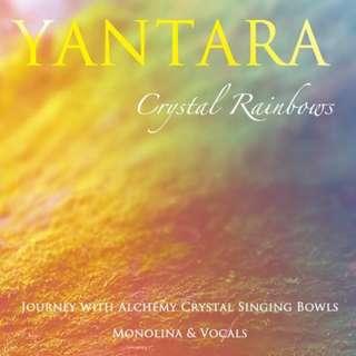 Yantara Jiro Crystal Rainbows CD