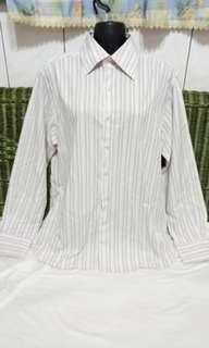 🚚 薄長襯衫(未穿過)