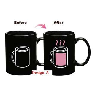 Changing Cup (Pink) Colour Changing Cup