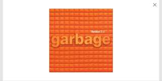 Garbage - Version 2.0  coloured vinyl