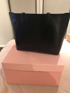 Mansur Gavriel Tote Bag in Black